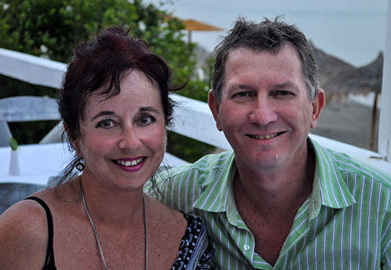 Scott and Julie Womack